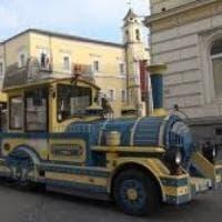 Benevento, torna il trenino storico per le strade della città