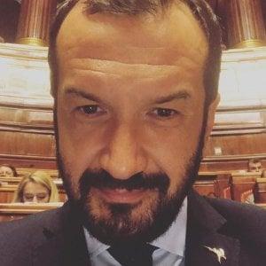 Potenza, la gaffe del senatore Pepe (Lega): confonde Sofri con Battisti