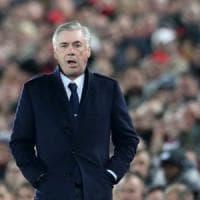 Napoli, Ancelotti  volta pagina dopo il Liverpool: