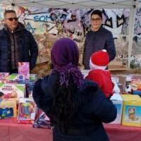 Torre del Greco, rubati i giocattoli destinati ai bambini meno fortunati