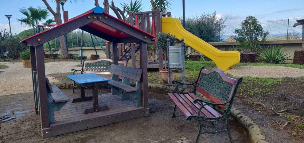 Ischia, il grande cuore degli chef: regalata un'area giochi ai bimbi di Lacco Ameno