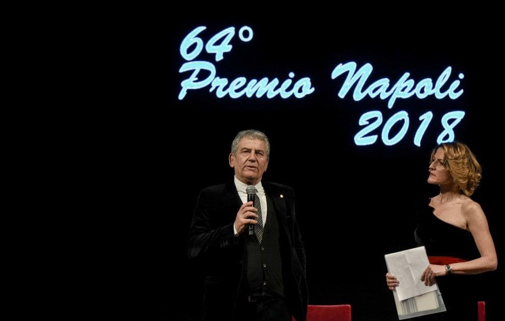 Premio Napoli, ecco i vincitori: le immagini della serata al Mercadante