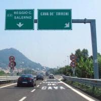 Viabilità, chiusura tra Cava De' Tirreni e Nocera nord su A3