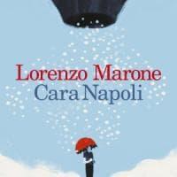 Lorenzo Marone in diretta in redazone: lo scrittore presenta il suo lbro