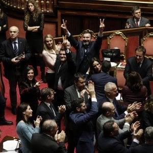 L'Italia rischia la secessione e i 5 Stelle stannoa guardare