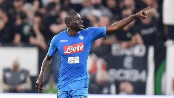 """Procura Figc: """"Per noi Inter-Napoli andava sospesa"""". Il sindaco Sala: """"Scuse a Koulibaly a nome di Milano"""""""