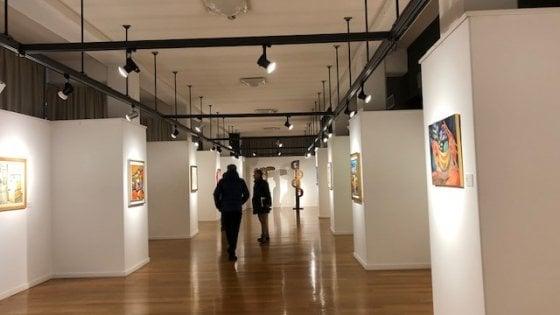 Potenza, in mostra l'arte contemporanea lucana