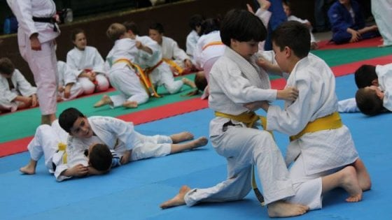 Judo e bambini, un binomio vincente