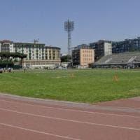 Stadio Collana, si riparte: al via i lavori