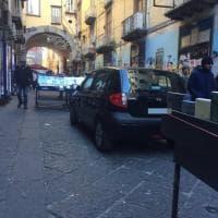 Napoli, la denuncia: