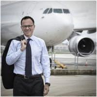 Brunini nuovo manager degli aeroporti di Milano, Barbieri alla Gesac