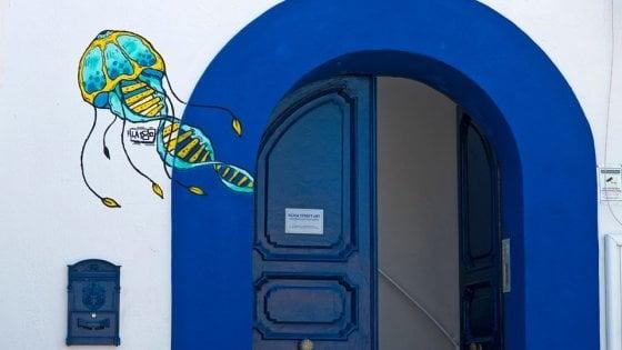 """L'arte ai tempi dei social, a Ischia nasce la galleria interattiva: """"Spazi aperti per graffiti e murales"""""""