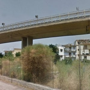 Castellammare, lavori sul viadotto San Marco