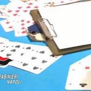 Ischia, gioco d'azzardo in un bar: denunciato titolare e partecipanti