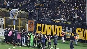 Segna, vince, non perde mai si chiama Juve, ma è lo Stabia: