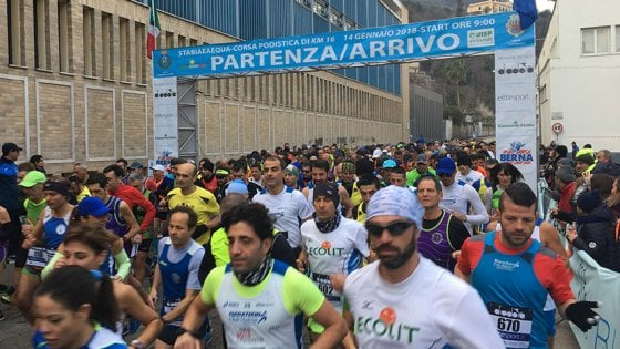 Domenica 3 febbraio la Stabiaequa Half Marathon