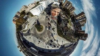 Il Pasolini di Scampia, il murale di Jorit cambia il volto del quartiere
