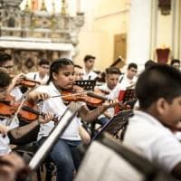 Buon compleanno Sanitansamble, l'orchestra giovanile, made in rione Sanità,