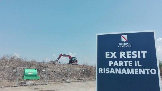 Disastro ambientale della discarica Resit, corte d'Appello: Chianese condannato a 18 anni e assolto Facchi