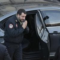 Salvini ad Afragola: