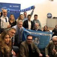 Con Napoli-Lazio torna Tribuna Corbo