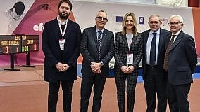 A Marcianise successo    per la Coppa Europa: presente la Vezzali