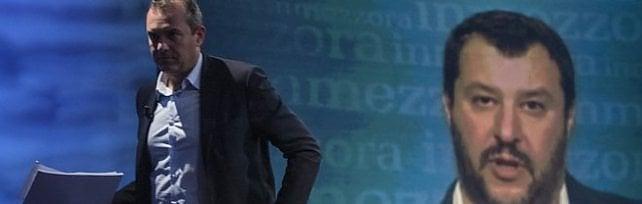 """Napoli, de Magistris: """"Salvini poliziotto? Indaghi su se stesso per trovare i 49 milioni della Lega"""""""