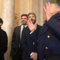 """Napoli, Fico attacca Salvini sui migranti: """"Aiutare i naufraghi è legge suprema ..."""