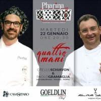 Caserta, lo chef stellato Gramaglia alla pizzeria Pharina