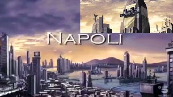 """Tv, nella Napoli di """"Adrian"""" di Celentano spunta il palazzo """"Mafia international"""": polemiche in rete"""