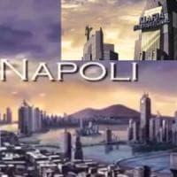Tv, nella Napoli di