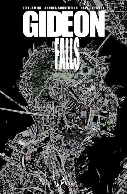 """""""Gideon Falls"""", il nuovo fumetto di Andrea Sorrentino e Jeff Lemire"""