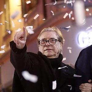 """Nino D'Angelo: """"Cori mi insegna a tornare giovane. Vincere a Sanremo sarebbe epocale"""""""""""