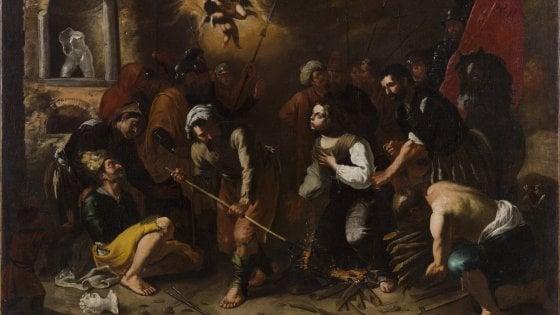 """Ecco """"Il supplizio di Sant'Agata"""" donato alla Reggia di Caserta ..."""