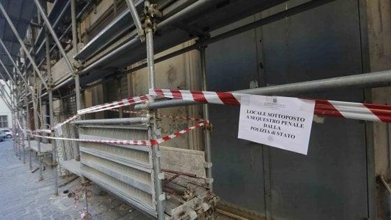 Incidenti lavoro: cade da terzo piano, muore a Napoli
