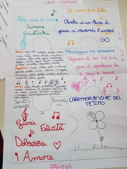 Ischia, da Foscolo a Cristicchi: a scuola si fa lezione con Sanremo