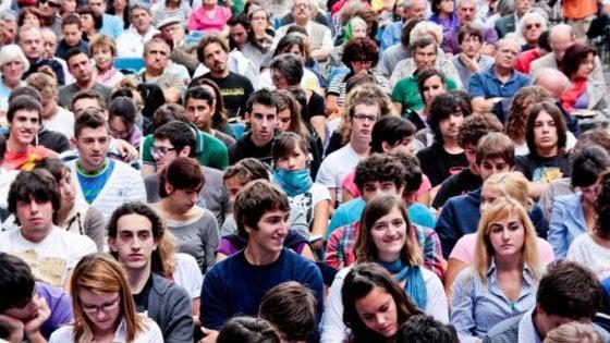 Napoli, la protesta dei giovani che non c'è