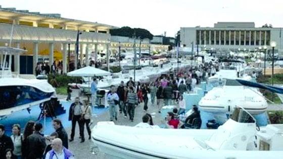 Parte Nauticsud: 800 barche in mostra e 200 espositori