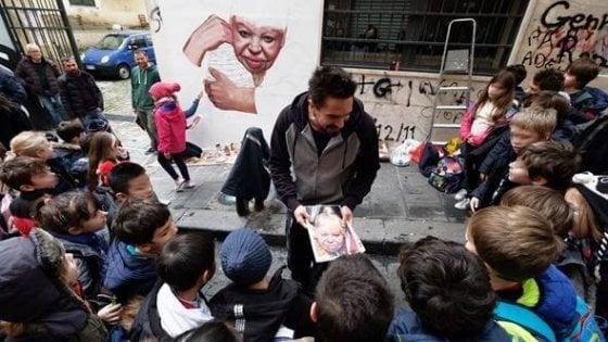 """Quartieri, nasce il parco dei murales. """"Così l'arte può liberarci dai pregiudizi"""""""