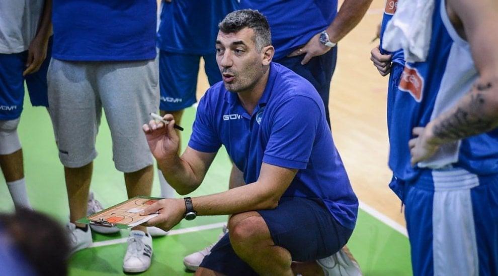 Napoli Basket, settimo centro: battuta Costa D'Orlando