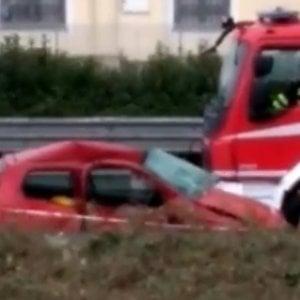 Incidente mortale sul raccordo autostradale di Castellammare: una vittima e due feriti gravi