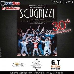 """Trent'anni di """"Scugnizzi"""", Leo Gullotta al Martos di Napoli per ricordare Nanni Loy"""
