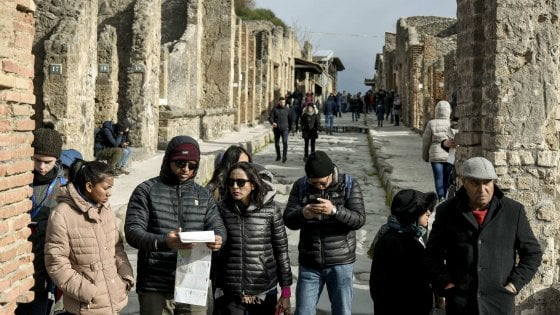 Pompei secondo sito più visitato d'Italia nel 2018