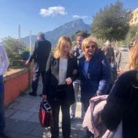 La scalata per le Europee di Giorgia Meloni parte da Salerno