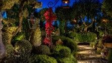 Ecco il giardino da favola di Danì Maison