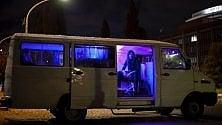 La piece teatrale si tiene  a bordo di un furgone
