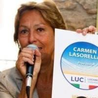 Potenza, Carmen Lasorella ritira la sua candidatura:
