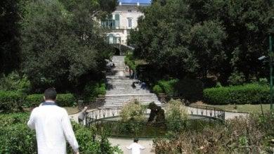 Napoli, dal Mibac 2 milioni per riaprire    il parco della Floridiana
