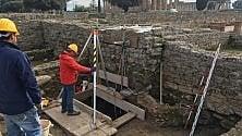 Riprendono gli scavi archeologici