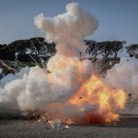 """Pompei, va in scena l'""""esplosione artistica"""" di Cai Guo-Qiang"""